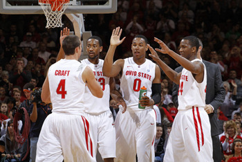 Jared Sullinger is leading Ohio St as a freshman