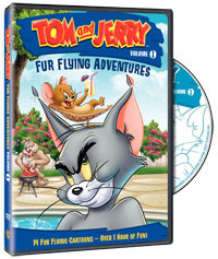 Tom and Jerry: Fur Flying Adventures