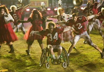 Glee Half Time Performance