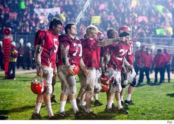Glee Football Team