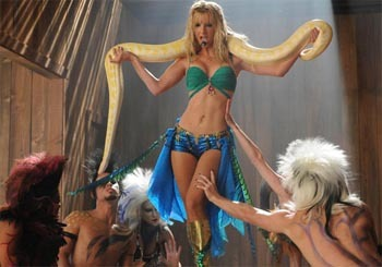 Glee: Season 2, Episode 2 :: Britney/Brittany