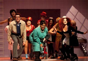 Glee: Season 2, Episode 5 :: The Rocky Horror Glee Show