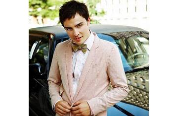 Get the Look: Gossip Girl's Chuck Bass