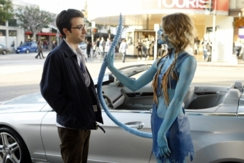 90210: Season 3, Episode 17 :: Blue Naomi