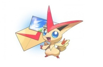 Liberty Ticket and Victini