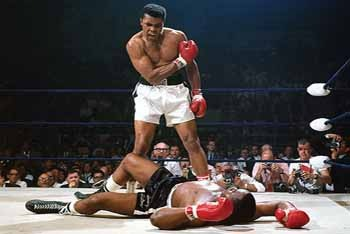 Get up Sonny Liston