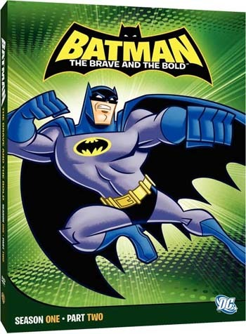 Batman: The Brave and the Bold Season One Part Two DVD