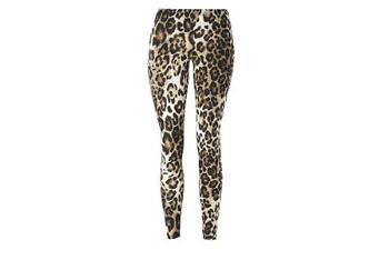 Leopard leggings, from New Look, $18