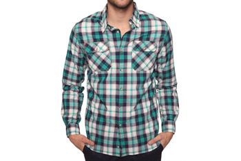 Green plaid shirts, $26.90, at Forever 21