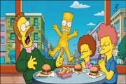 Bart Simpson's Classic Pranks and Gags