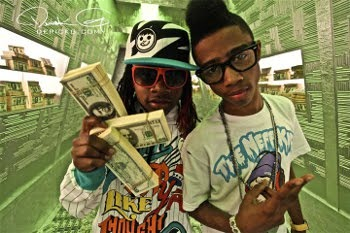 Lil Chuckee and Lil Twist Got Dollar Billz