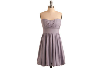 Bubbling Over Dress, $54.99, at ModCloth.com