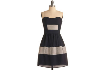 Window on the World dress, $44.99, at ModCloth.com