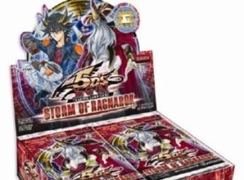 Yu-Gi-Oh! Storm of Ragnarok