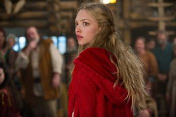 AMANDA SEYFRIED as Valerie
