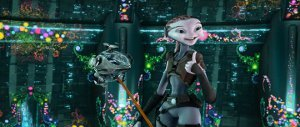 "Elisabeth Harnois: Martian ""Tagger"" in Mars Needs Moms"