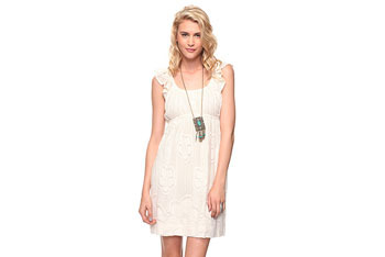 Rosegarden lace dress, $22.80, Forever21.com
