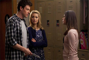 Glee: Season 2, Episode 17 :: A Night of Neglect