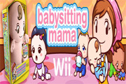Babysitting Mama Doll And Wii Game