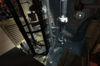 Portal 2 screenshot level