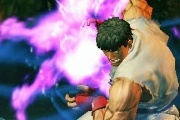 Super Street Fighter IV 3D Ryu fireball