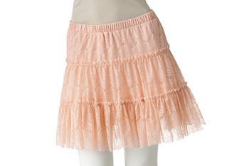 Pink ballet skirt, $20, Kohls.com