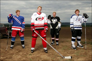 Staal Brothers have all made it big in hockey