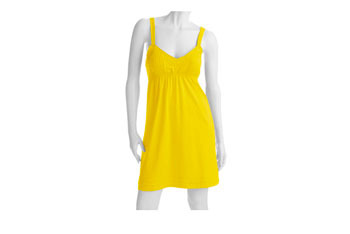 Yellow dress, $12, Walmart.com