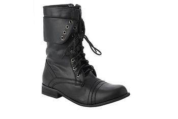 Biker boots, $30, Foreve