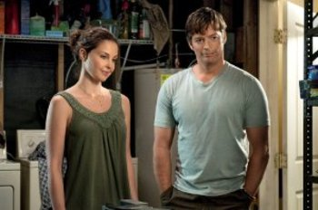 ASHLEY JUDD as Lorraine Nelson and HARRY CONNICK JR. as Dr. Clay Haskett