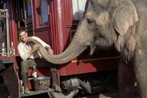 Rob with an elephant