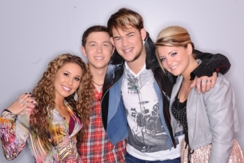 American Idol: Season 10, Episode 34 :: Top 4