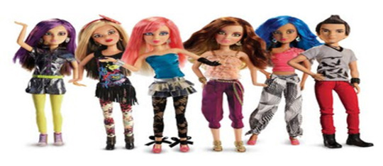 Twist and Dance Liv Dolls