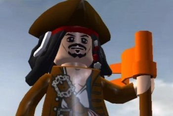 LEGO Pirates of the Caribbean screenshot jack sparrow