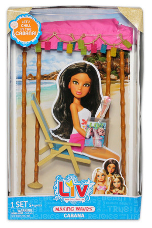 Making Waves Cabana Accessory