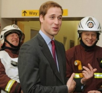 We love Prince William!