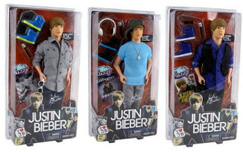Justin Bieber Dolls