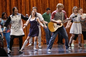 Glee: Season 2, Episode 19 :: Rumors