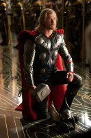Chris Hemsworth is Hunky Thor