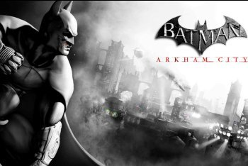 Batman: Arkham City Title