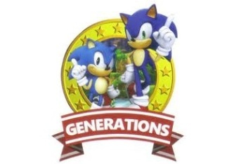 Sonic Generations for 3DS title