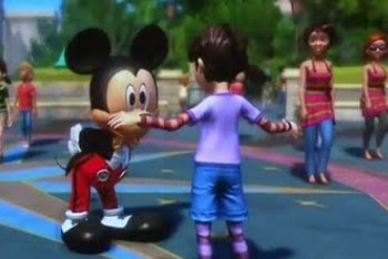 Disneyland Kinect Adventure screenshot