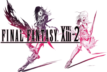 Final Fantasy XIII-2 title