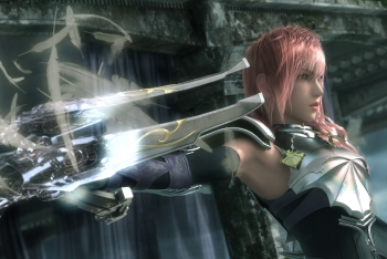Final Fantasy XIII-2 lightning armor