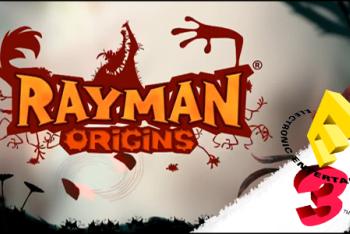 Rayman Origins E3 title