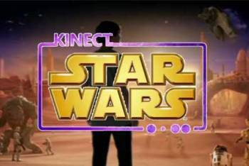 Kinect Star Wars title