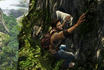 Uncharted: Golden Abyss screenshot gameplay