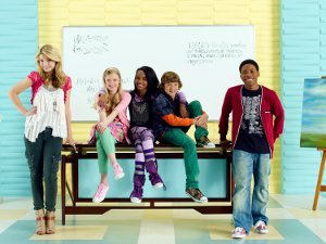 Ant farm cast