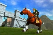 Preview preview zelda ocarina of time 3d screenshot epona horse