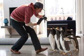 Mr. Popper's Penguins Movie Review